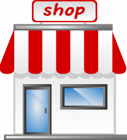 Image of Shopping Mall Building Clipart #8782, shopping mall ...