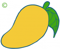 Mango Clipart at GetDrawings.com | Free for personal use Mango ...