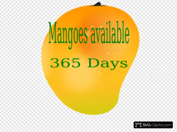 Mango Sign Board. Png Clip art, Icon and SVG - SVG Clipart