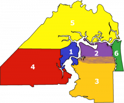 Neighborhoods of Jacksonville - Wikipedia