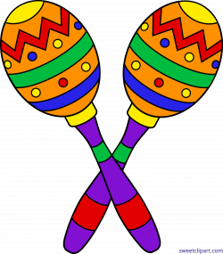 Maracas Clip Art - Sweet Clip Art