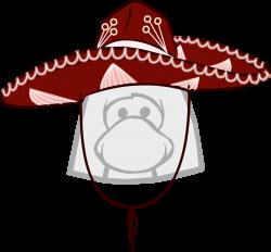 Mexican Sombrero | Club Penguin Wiki | FANDOM powered by Wikia
