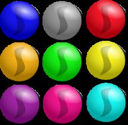 Game Marbles Dots Clip Art at Clker.com - vector clip art online ...