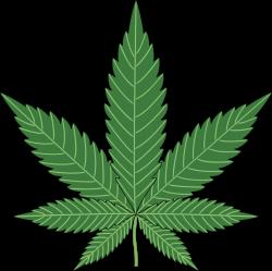 Marijuana Plant Clipart Png