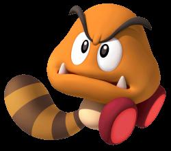 Image - Golden Raccoon Goomba SM3DW.png | Fantendo - Nintendo Fanon ...
