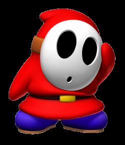 Shy Guy | Nintendo | FANDOM powered by Wikia