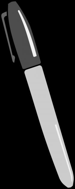 Clipart - Permanent marker