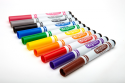 Awesome Markers Clipart Gallery - Digital Clipart Collection
