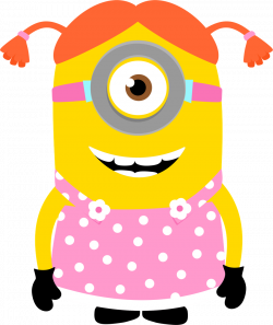 Despicable Me and the Minions Clip Art. | Oh My Fiesta! in english