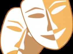 Drama Masks Clipart Free Download Clip Art - carwad.net