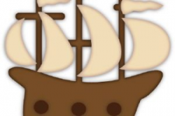 Mayflower ship clipart » Clipart Portal