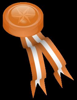 Clipart - Bronze Medallion