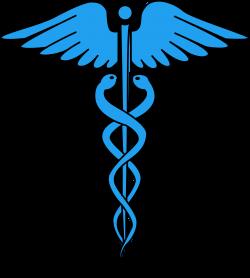 Image for free caduceus medical symbol health high resolution clip ...