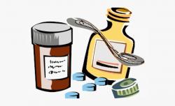Medicine Clipart Medication Storage - Child Medication Clip ...