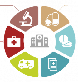 Circle Medicine Clip art - Medical PPT material 669*710 transprent ...