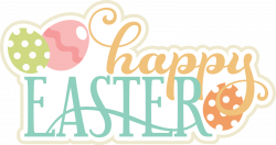 Miss Kate Cuttables: Happy Easter Scrapbook Double Layout