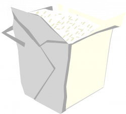 Take Out Box Simple Clip Art at Clker.com - vector clip art online ...