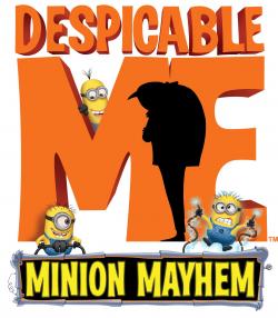 Universal Orlando Resort – Despicable Me Minion Mayhem ...