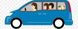 Minivan Car Volkswagen Type 2 Clip art - Mini Van Cliparts png ...