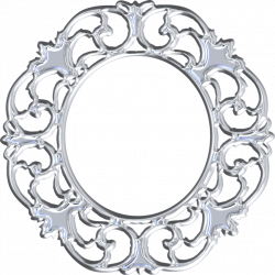 Frame-SilverBaroque by Victorian-Lady on DeviantArt