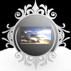 Baroque Mirror Screen - Ox-Home - Inventor of Mirror Screen