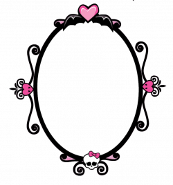 PNG Monster High Mirror by EmmaEdits on DeviantArt