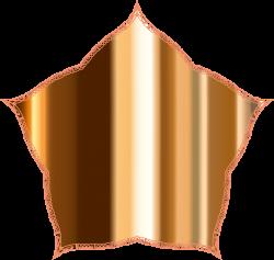 Clipart - Ornamental Metallic Mirror