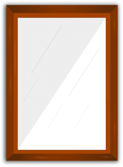 Mirror Clipart rectangle mirror - Free Clipart on Dumielauxepices.net