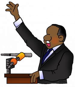Occupations Clip Art by Phillip Martin, Martin Luther King Jr.