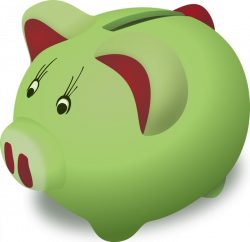 Free Pig Clipart - Animated Graphics & Vectors!
