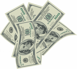 Large Transparent 100 Dollars Bills PNG Clipart | Gallery ...