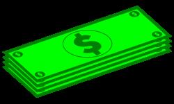 Public Domain Clip Art Image   Illustration of money   ID ...