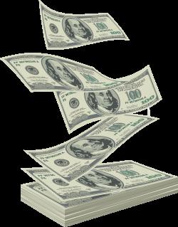 Money Drop Png Clipart Transparent Background