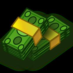 Money clipart transparent background free - Clipartix