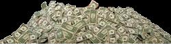 Money Pile (PSD)   Official PSDs