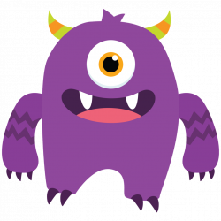 Monster clipart free images | 1st Birthday Party ideas | Pinterest ...