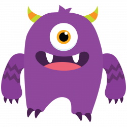 Monster clipart free clipart images | Monster Cute! | Pinterest ...