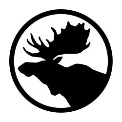moose logo - Google Search | style | Moose clipart, Moose ...