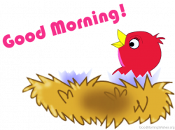 56 Clip Art – Good Morning Wishes