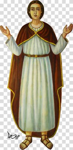 Saint Acts of the Apostles Monk Prophet, arab woman ...