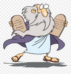Leslie M Moses - Cartoon Picture Of Moses Clipart (#3491125 ...