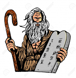 Moses Clipart   Free download best Moses Clipart on ...