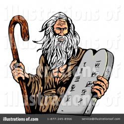 Moses Clipart #85182 - Illustration by patrimonio