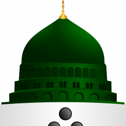 Gumbad e Khizra Vector designed by Kashif Mir | Kashif Mir Designs ...