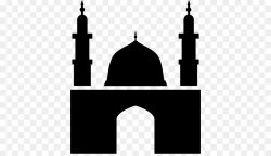 Mosque Silhouette png download - 512*512 - Free Transparent ...