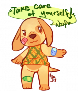 Motivational Goldie by CloverCoin on DeviantArt