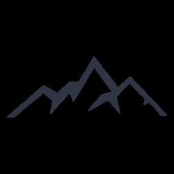 Mountain climbing hiking snow - Transparent PNG & SVG vector