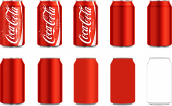 The Evolution of the Coke Can Fi Case study: Fi Iconography | Sooo ...
