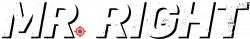 File:Mr. Right logo.png - Wikimedia Commons