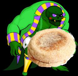 english muffin : homestuck